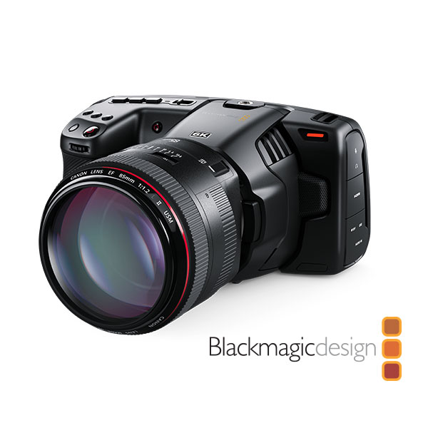 Blackmagic Pocket Cinema Camera 6k Featuring A 6144 X 3456 Sensoraltered Images