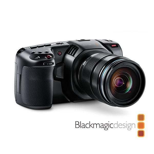 Blackmagic pocket camera 4k