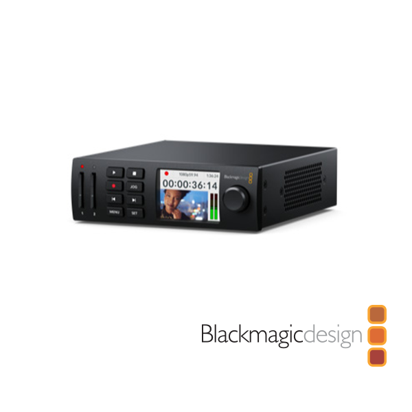 Blackmagic Design Hyperdeck Studio Mini Broadcast Deckaltered Images