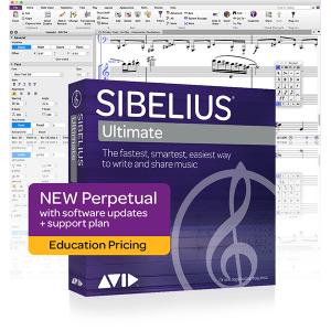 AVID SIBELIUS Ultimate perpetual EDU