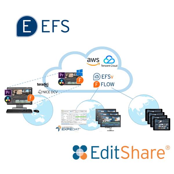 Editshare EFSv
