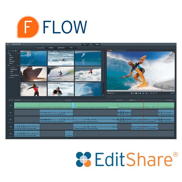 Editshare FLOW