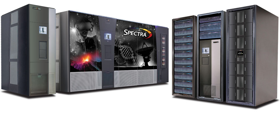Spectra Logic Product Family