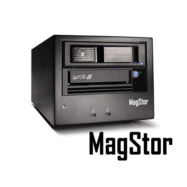 MagStor lto8