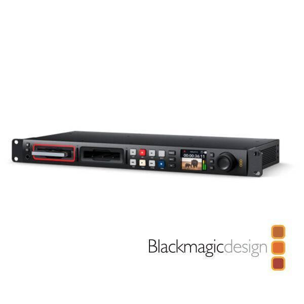 Blackmagic design hyper deck studio hd pro