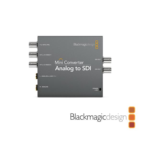 Mini Converter - Analog to SDI 2 CONVMAAS2