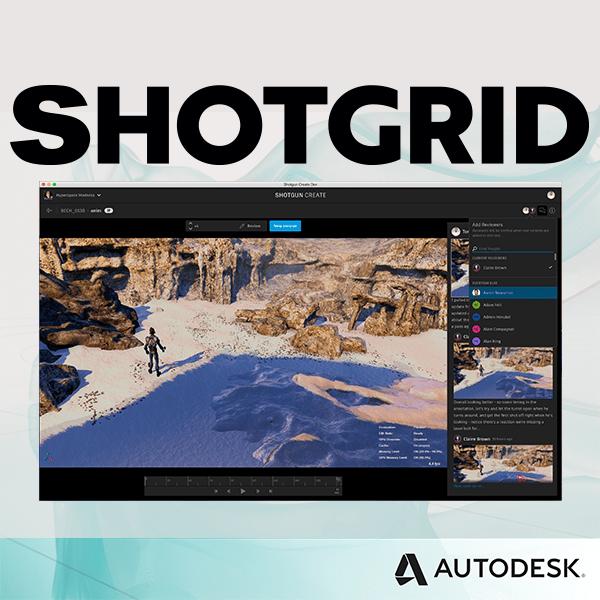 Autodesk ShotGrid